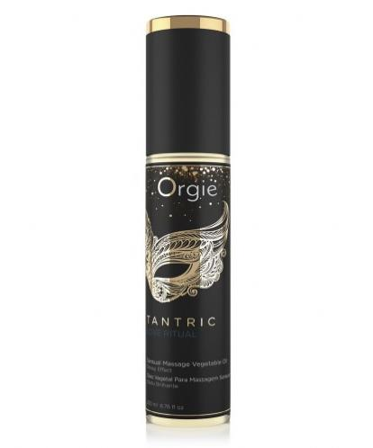 TANTRIC SENSUAL MASSAGE OIL LOVE RITUAL