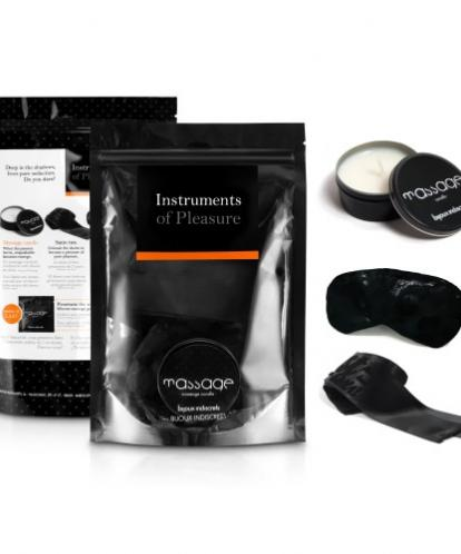 KIT INSTRUMENTS OF PLEASURE BIJOUX INDISCRETS NÍVEL LARANJA