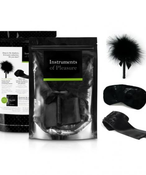 KIT INSTRUMENTS OF PLEASURE BIJOUX INDISCRETS NÍVEL VERDE