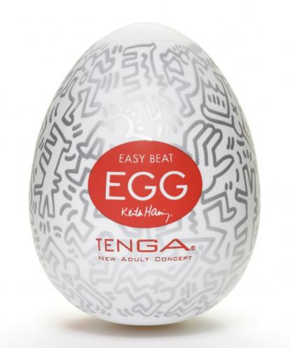 MASTURBADOR TENGA EGG KEITH HARING PARTY