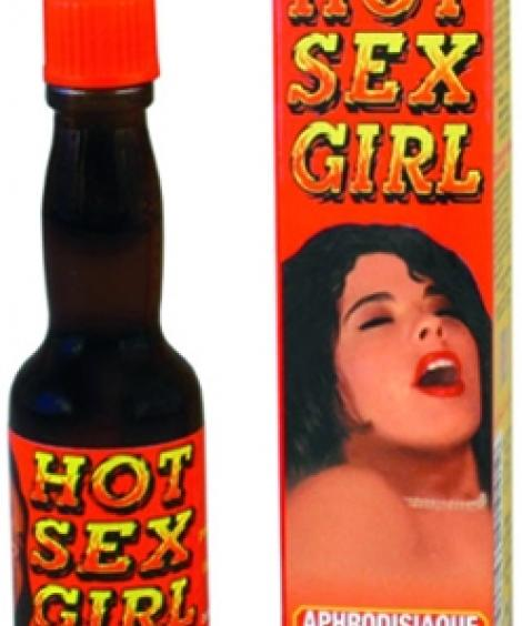 GOTAS HOT SEX GIRL 20ML