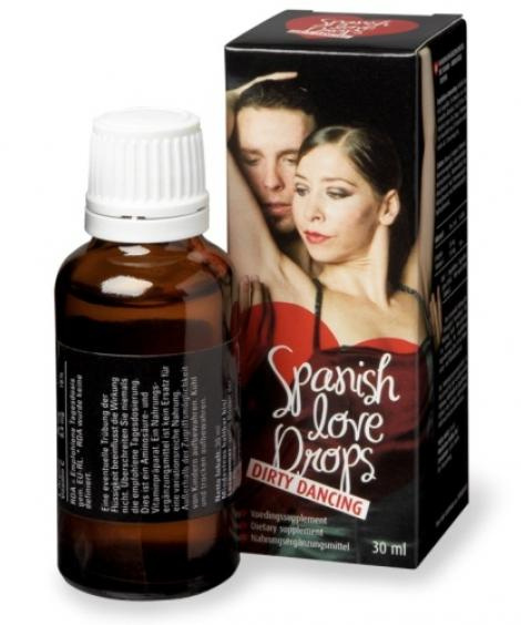 GOTAS SPANISH LOVE DROPS DIRTY DANCING 30ML